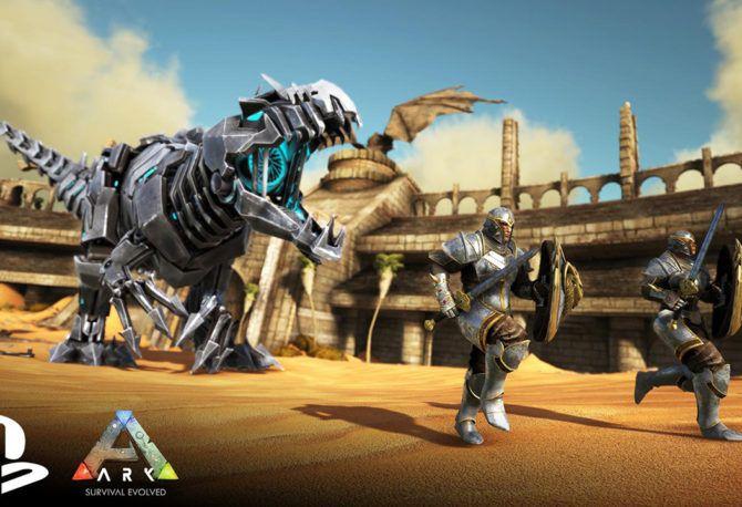 ähnliche Spiele Wie Ark