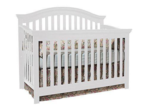 Munire Rhapsody Crib, White Munire http://www.amazon.com/dp ...