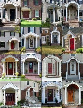 Portico Design Ideas Pictures Remodel And Decor Portico Design