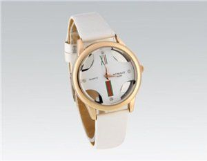 Tanboo Womage Women's Analog Watch with PU Leather Band (White) by Tan Watches. $8.99. Sports Fan Watch. Watch. Brand:WomageStyle:CasualDisplay Type:AnalogDial Shape:RoundDial Color:WhiteCaseback Material:Stainless steelBand Material:PU leatherBand Color:WhiteHands:First hand,second hand and second sweepClasp:Buckle