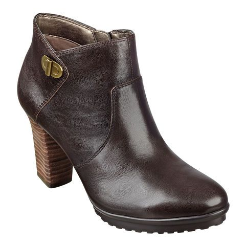 These Adorable Anti Gravity High Heeled Leather Booties Feature A Rugged Sole And Are Super Lightweight The Kandra Offers Flexible Outsole For Comfort