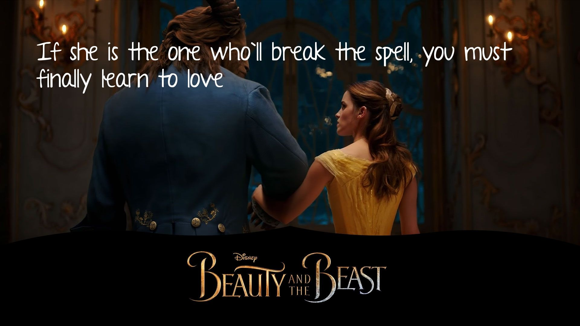 Beauty and the beast 2017. Belle quote | Movie Quotes ...