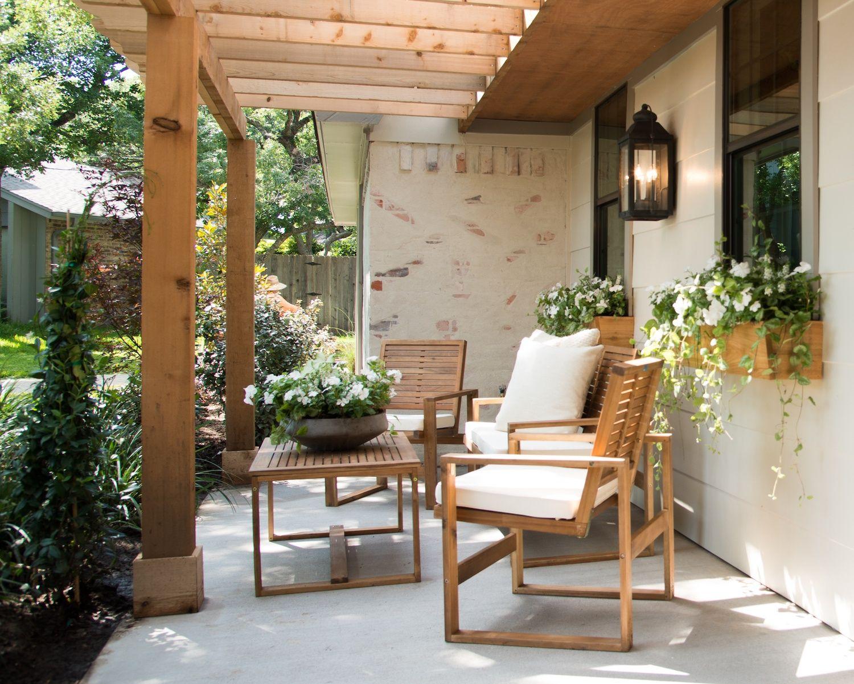 Joanna Gaines Porch Ideas