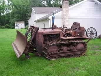 Bulldozers For Sale >> Antique Bulldozers Crawlers Crawler Dozers Used Dozers