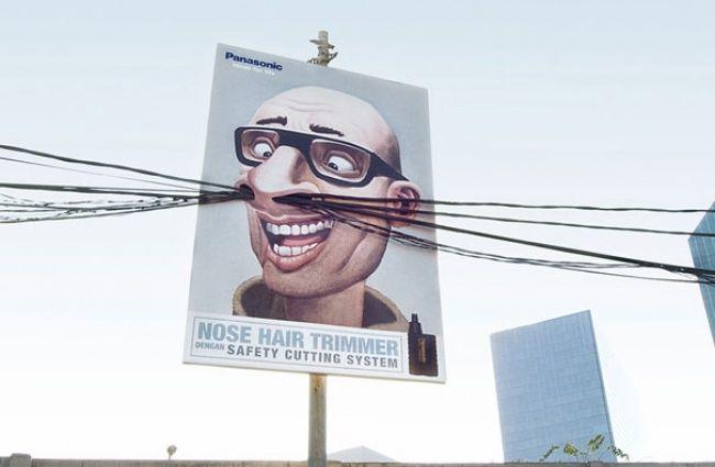 20крутых рекламных щитов, откоторых неотвести глаз