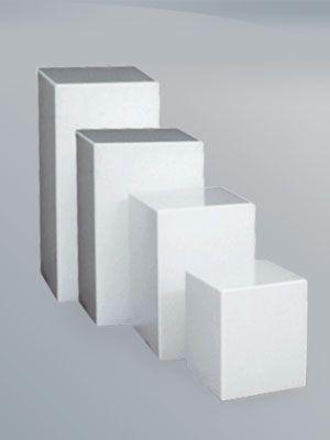 4 Cube Set White Studio Props Accessories Essential Studio Props Columns Banisters Shape Photography Studio Props Photography Boxes Shape Photography
