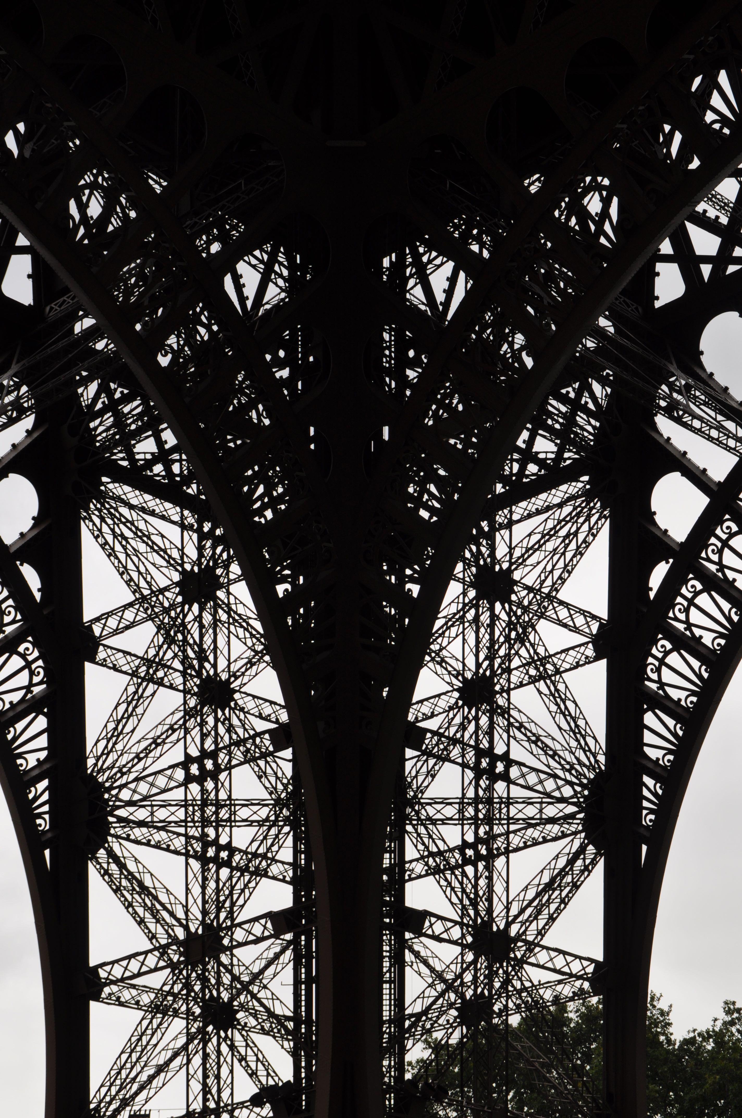 Eiffeltoren architectuur