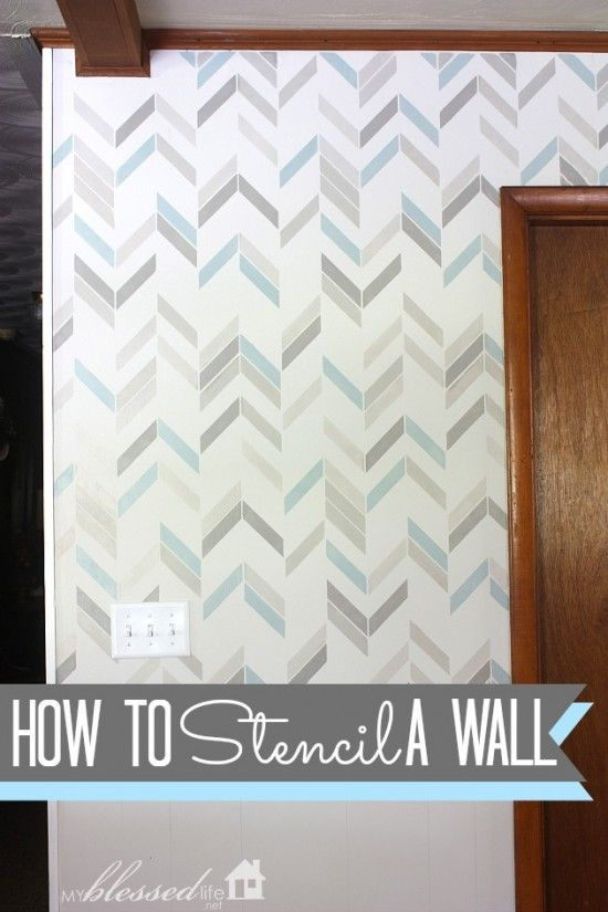 20 DIY Tutorials & Tips Not to Miss - Home Stories A to Z For when I finally get to paint my new room!
