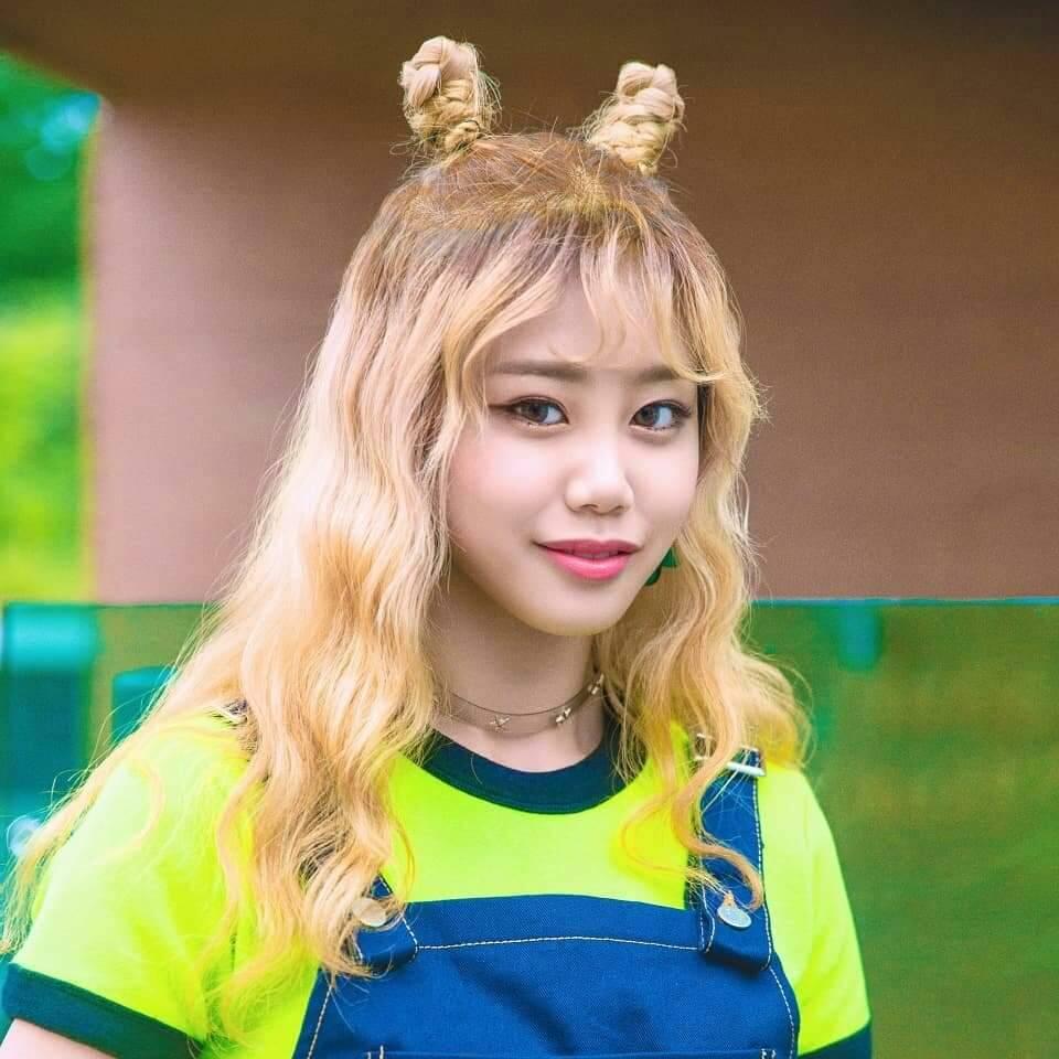 Girlkind Members Profile Updated Look At The Stars Her Hair Kpop Girls