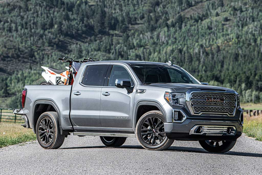 2020 GMC Sierra 1500 Review in 2020 (With images) Gmc