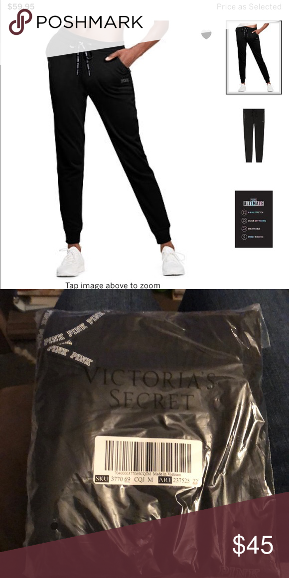 Victoria Secret Jogger Pants Moderate Price Clothing, Shoes & Accessories Women's Clothing