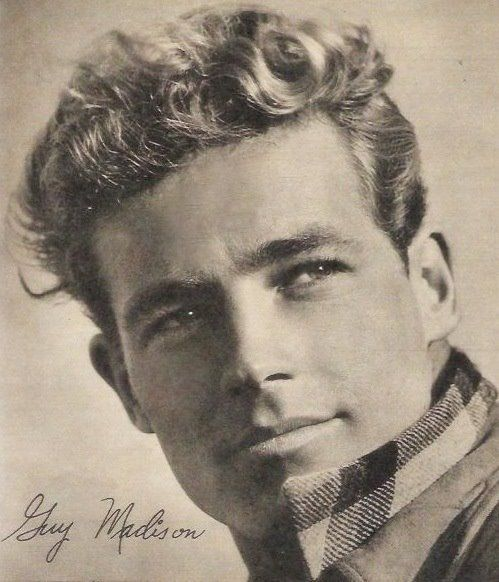 guy madison filmografia