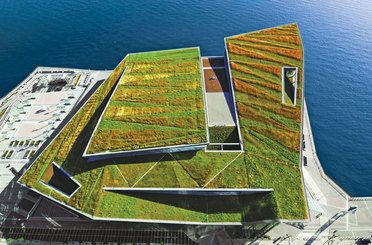 Best Vancouver Convention Center Green Roof Amazing 400 x 300