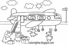 70 New Photos Of Coloring Pages Peppa Pig Coloring And Art Peppa