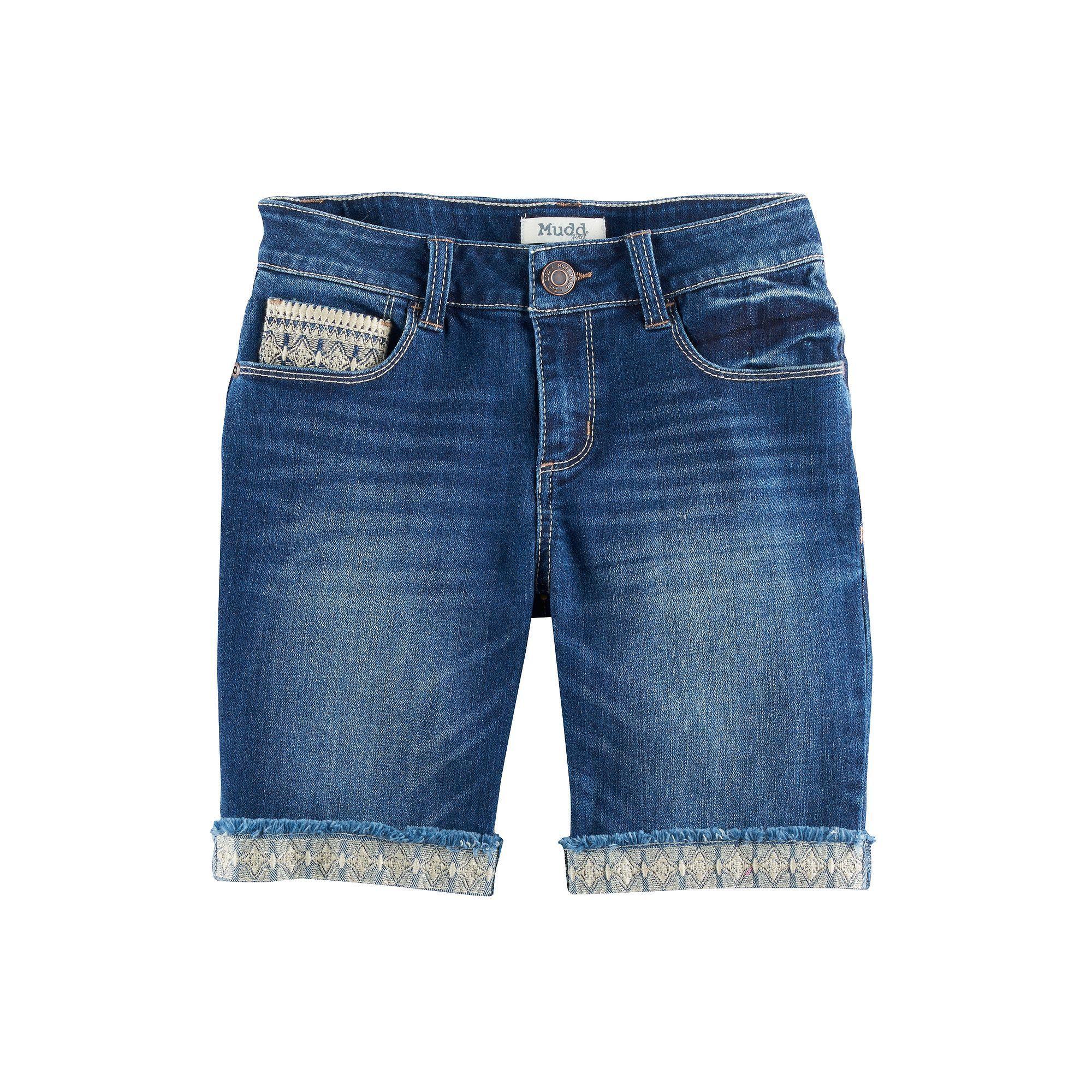 girls size 16 bermuda shorts