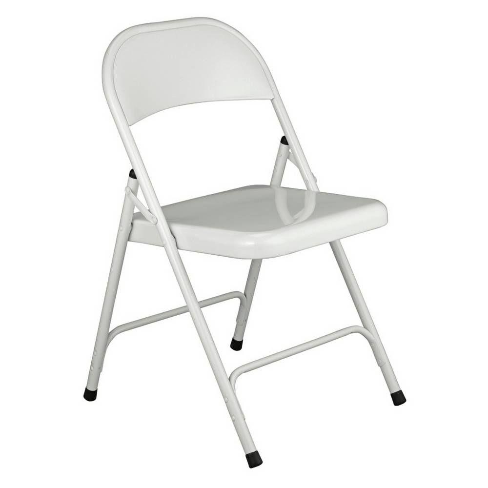 Enjoyable Habitat Macadam Metal Folding Chair White Upcycle In Lamtechconsult Wood Chair Design Ideas Lamtechconsultcom