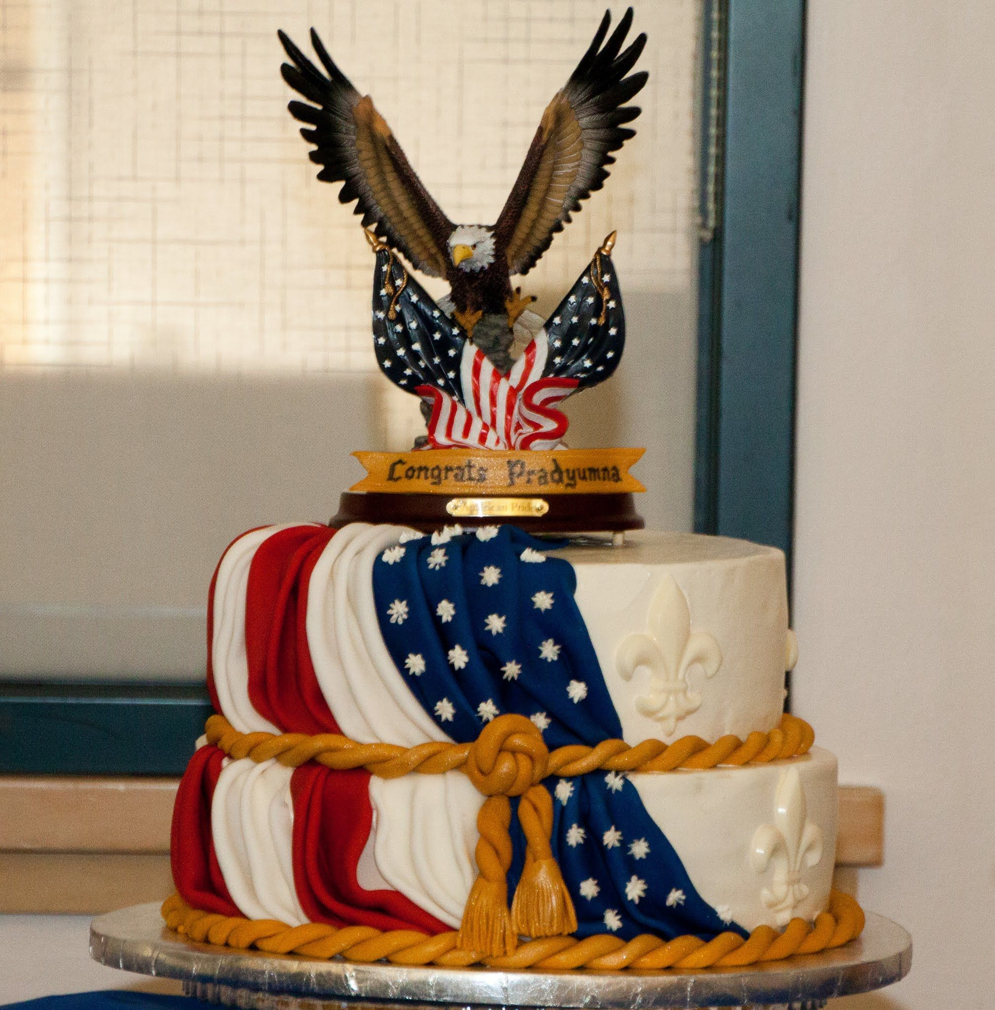Eagle Court of Honor cake Cake baking, Eagle and Eagle scout