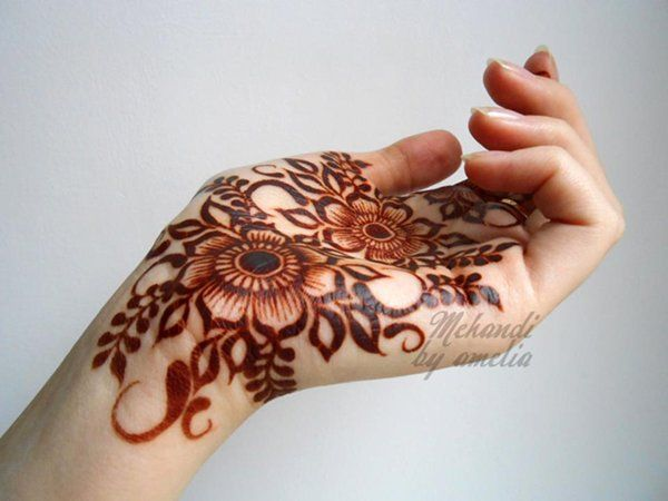 Mehndi Tattoo Hd : Christmas mehndi designs amelia henna tattoos for
