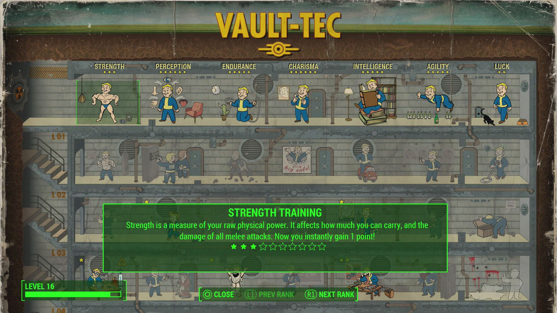 Fallout  Stealth Boy Build