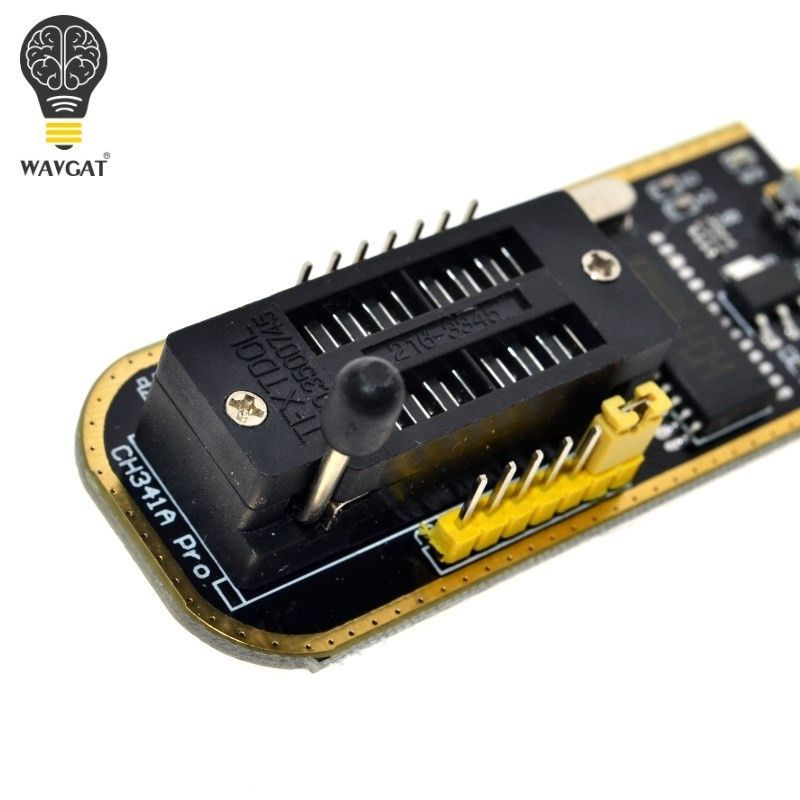 USB Programmer with Software & Driver