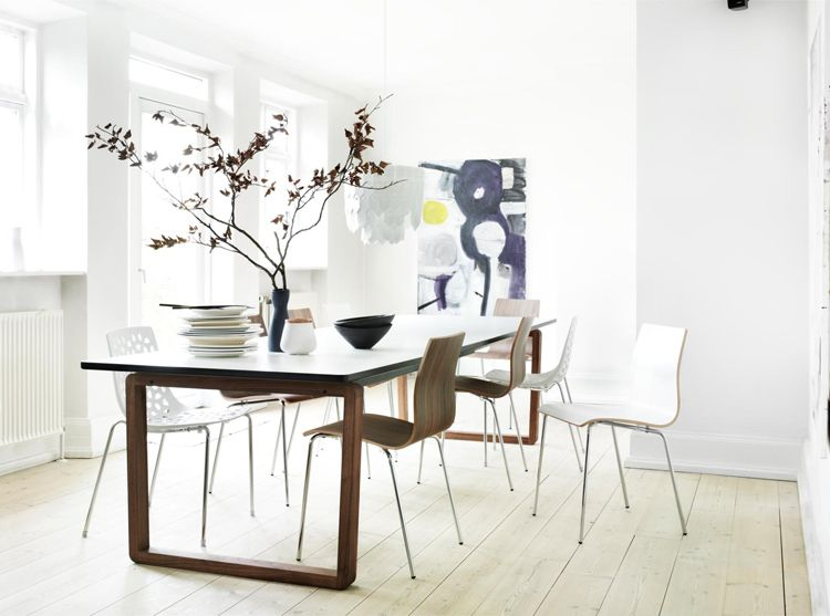 Bolia Berlin bolia dt20 dining table living room interiors room and dining