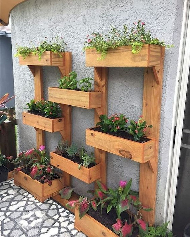 50 Inspiring Diy Projects Pallet Garden Design Ideas In 2019
