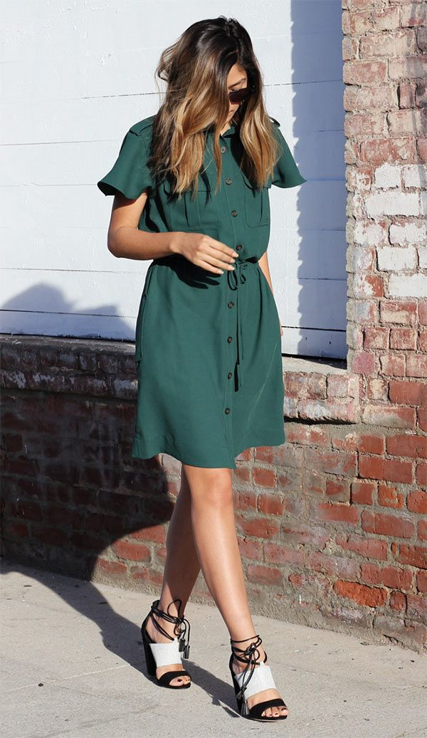 4188ed325 Os 10 vestidos que toda mulher tem que ter | Outfit | Vestidos, Look ...