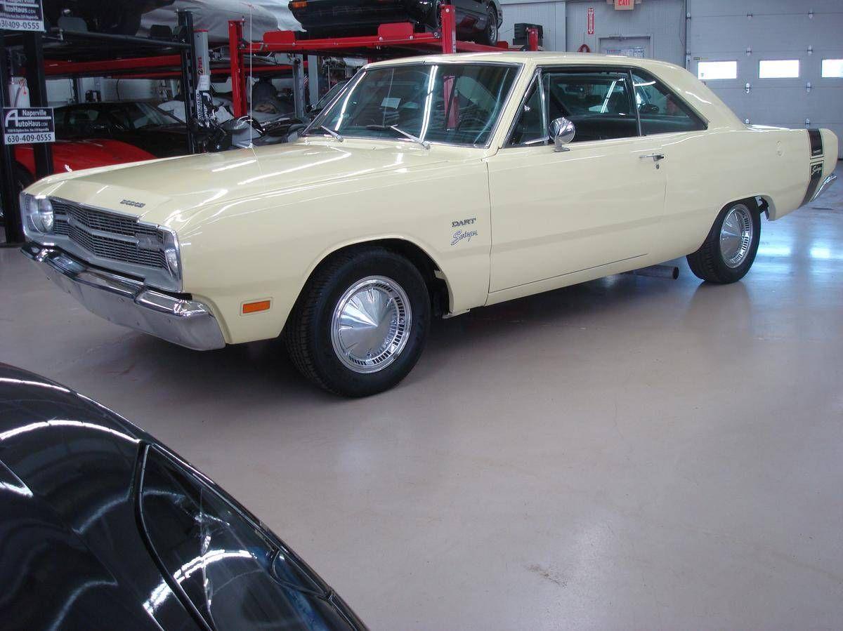 1969 Dodge Dart For Sale 2082936 Hemmings Motor News Dodge