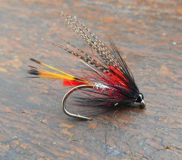 Foyle trout salmon flies wet flies pinterest for Wet fly fishing