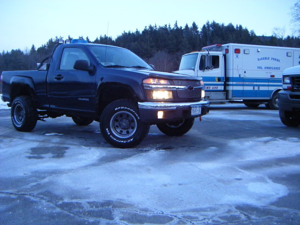 Lifted Colorados Or Canyons Pics Page 2 Chevrolet Colorado Gmc