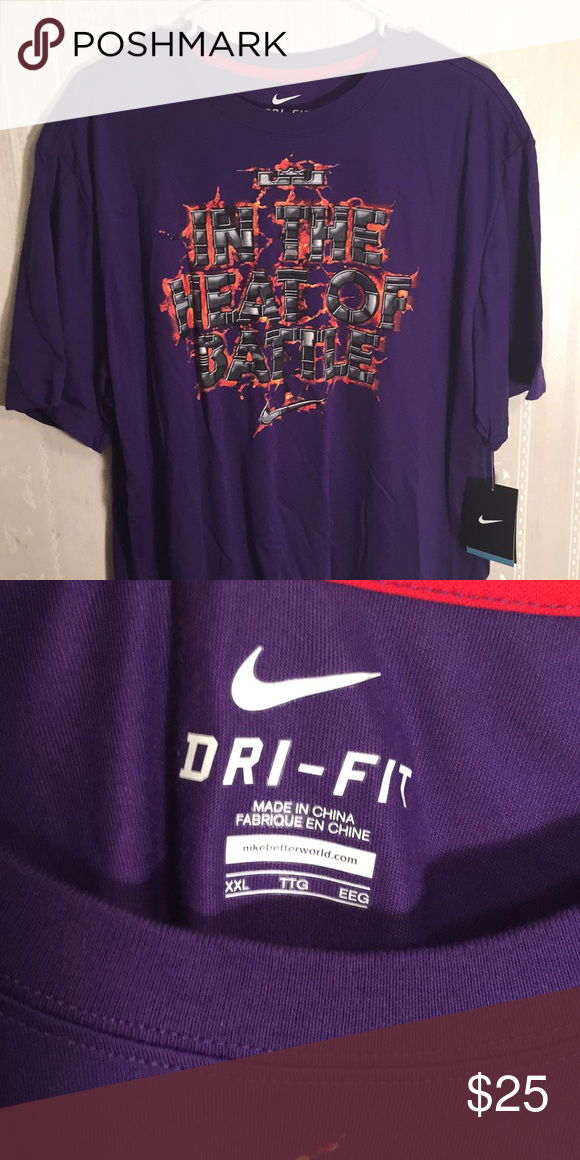 Nike T Shirt, Brand New With Tags, XXL
