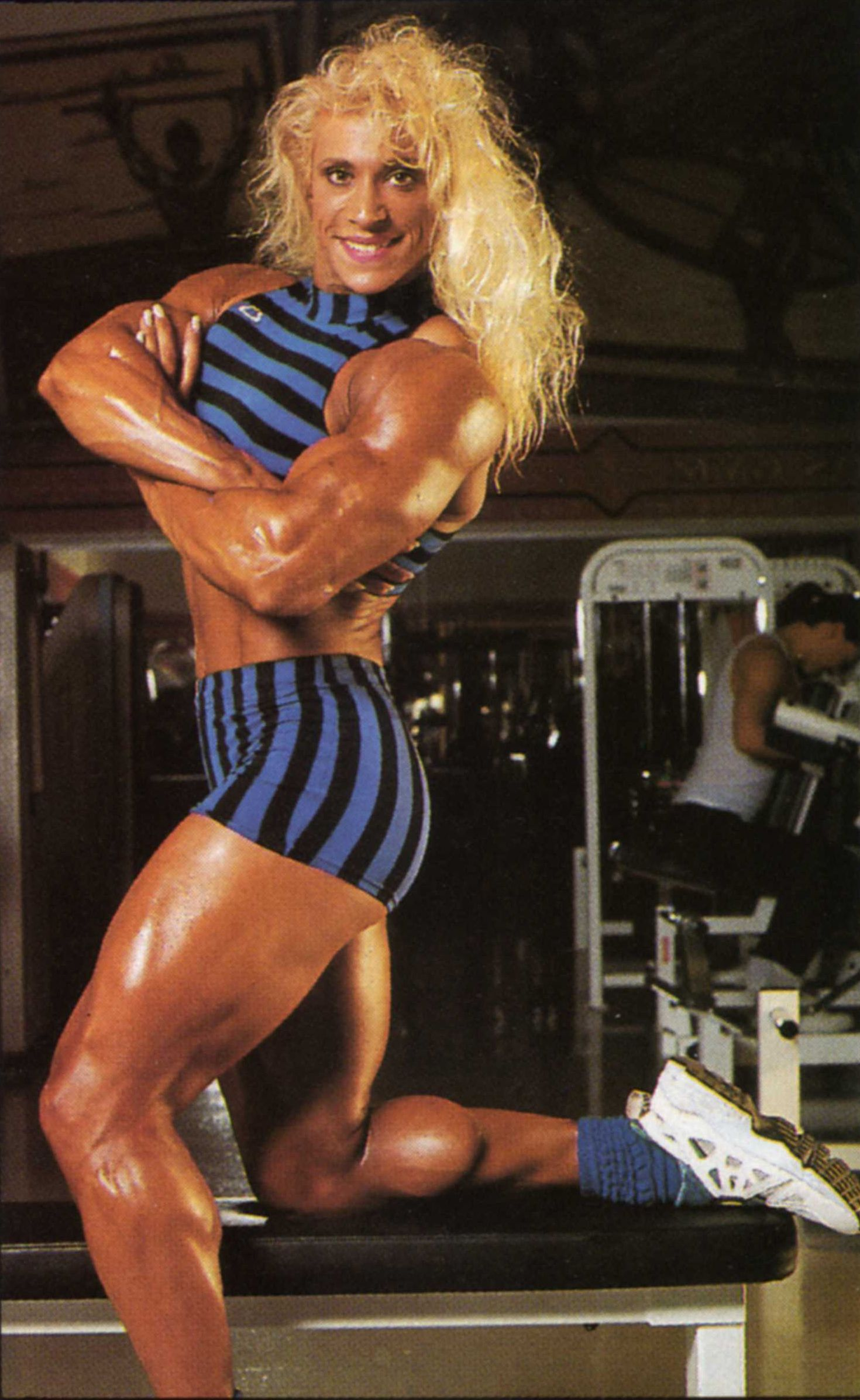 femuscleblog – A tribute to athletic and muscular women
