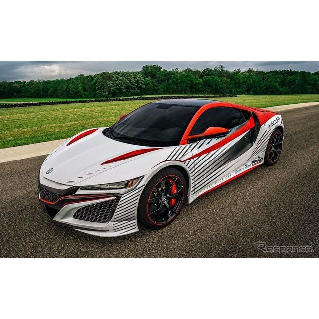 "New NSX Is Equipped With ""sports Hybrid Supermarket"