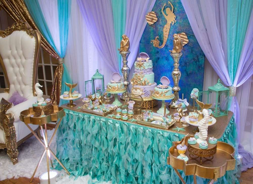 Under The Sea Baby Shower Party Ideas In 2019 Ruby Baby Shower