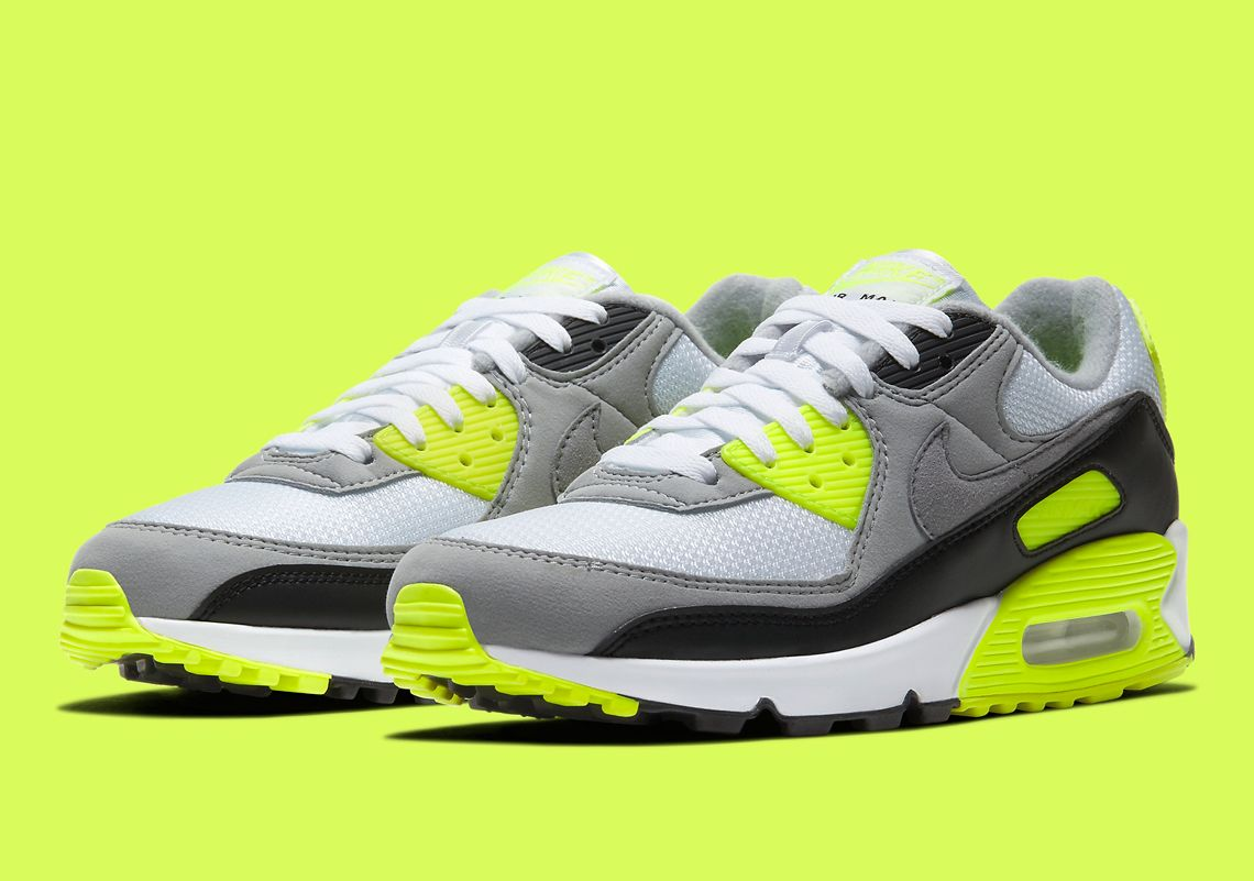 Where To Buy The Nike Air Max 90 30th Anniversary Colorways