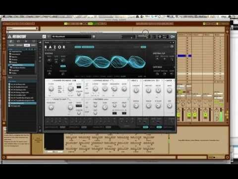 cool (Native Instruments) NI Razor preset - Chang's Bass