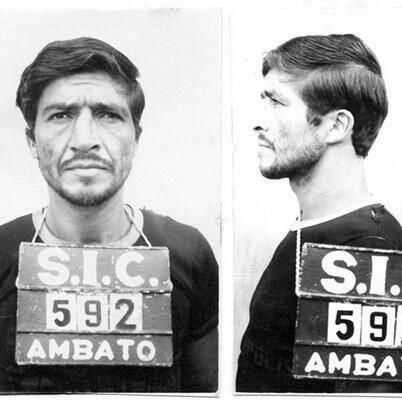 @HistoryInPix : Serial killer Pedro López who killed over 300 girls was released on $50 bail in 1998. He is currently free. https://t.co/7MnhSoGImv