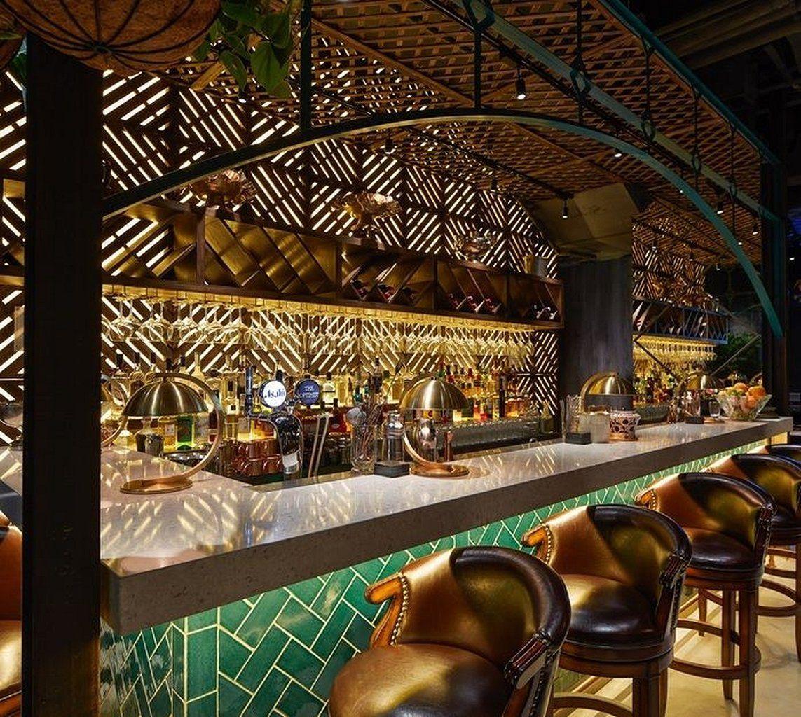 Bar And Lounge Interior Design: Bar Design Restaurant Lounge 11