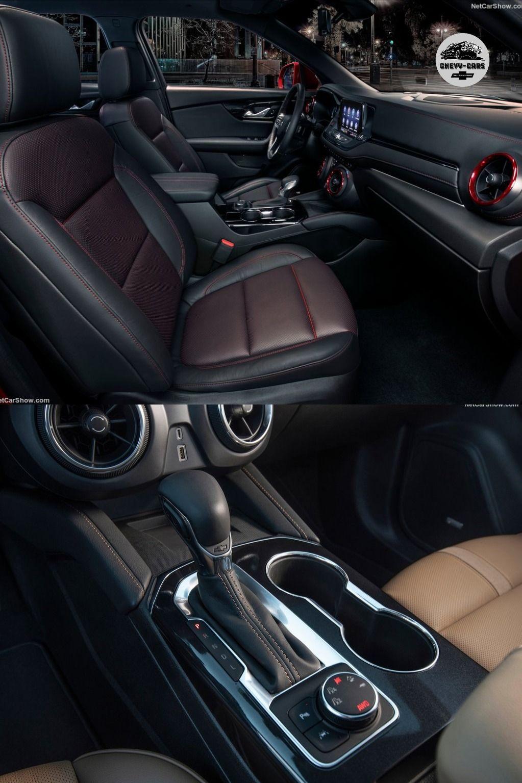 2020 Chevy Blazer Review Chevrolet Blazer Chevy Blazer Price