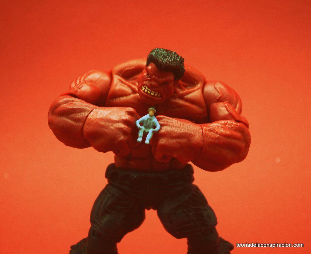 Hulk dice: PILTRAFILLLASSSSSS!!!