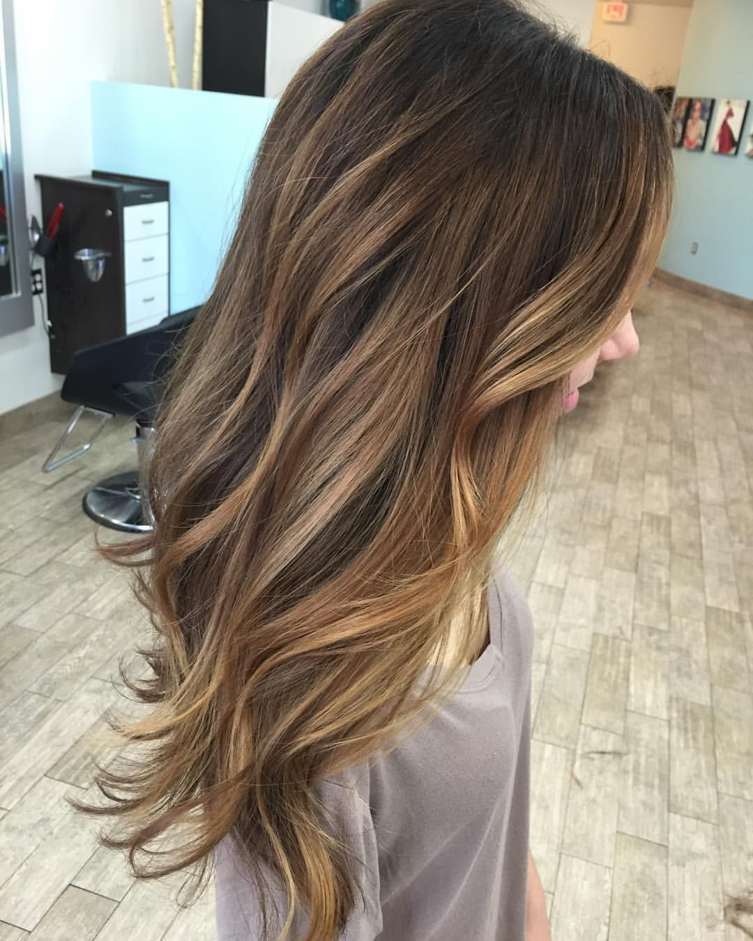 Pin By Veronica Chavez On Beautify Hair Color For Morena Hair Color For Morena Skin Light Hair Color