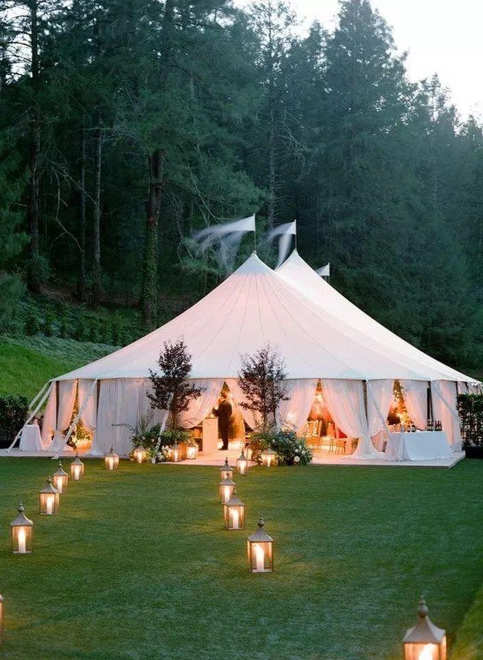 27 cheap backyard wedding decor ideas