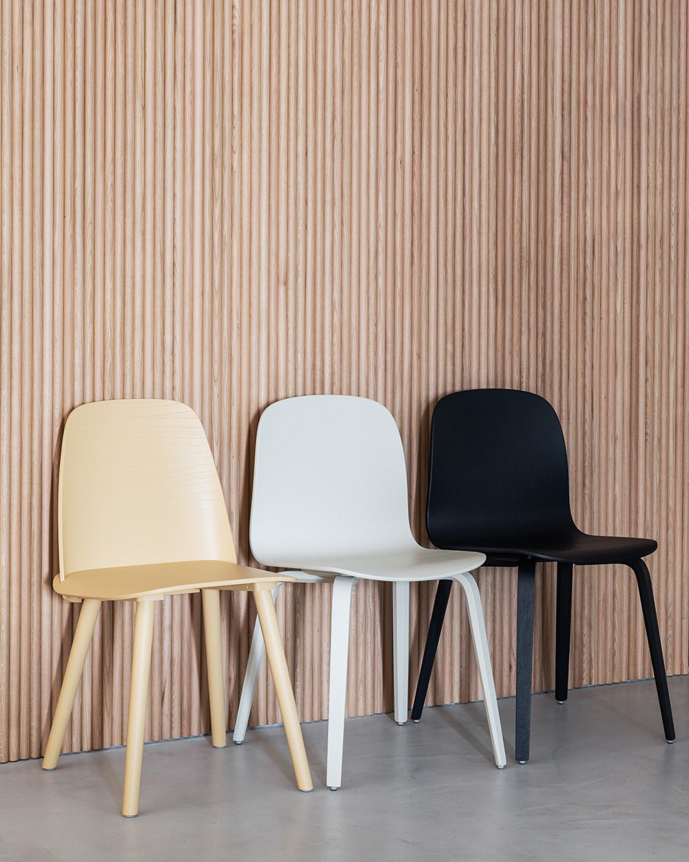 Bringing Lightness Into Design The Visu Chair Wood Base Combines Ergonomic In 2020 Scandinavian Furniture Design Dining Room Decor Modern Scandinavian Interior Design