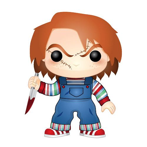 Funko Horror 06 Collectibles Pinterest Chucky