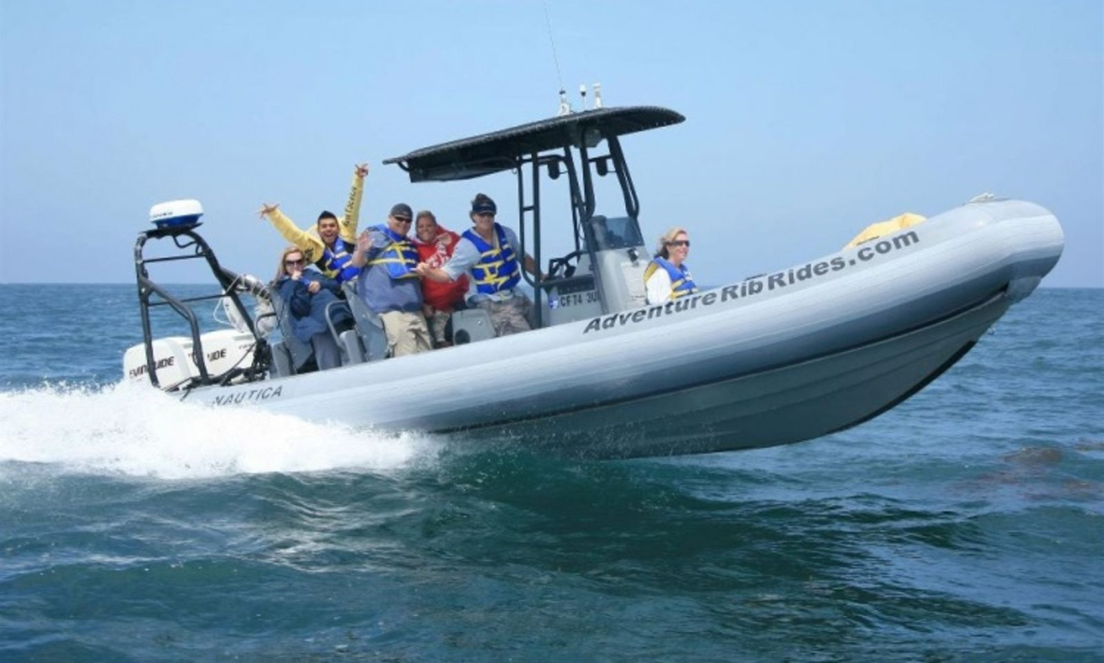Adventure boat tours and whale watching in san diego in