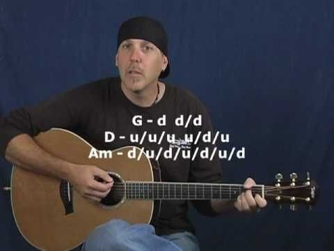 how to find strumming patterns in songs