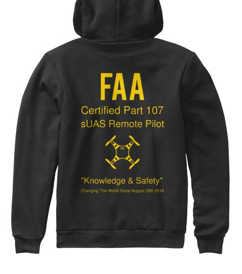 Faa Certified Part 107 Suas Remote Pilot Knowledge And