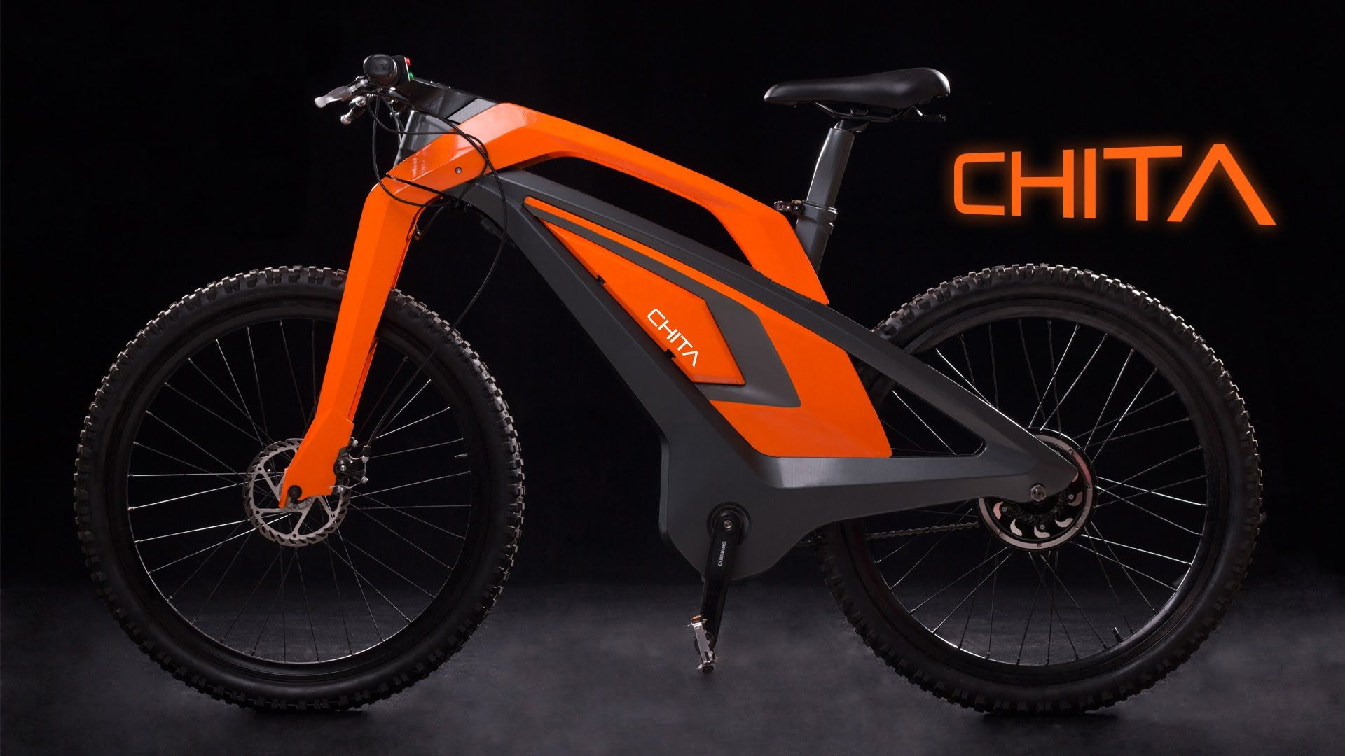 Chita The Most Affordable And First Smart Bionic Carbon Electric