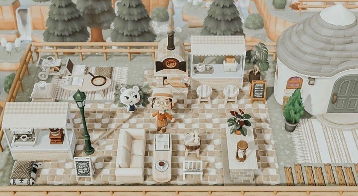 Marshal Cafe Villager Houses Acnh Marshal Animal Crossing Animal Crossing Villagers Animal Crossing Qr