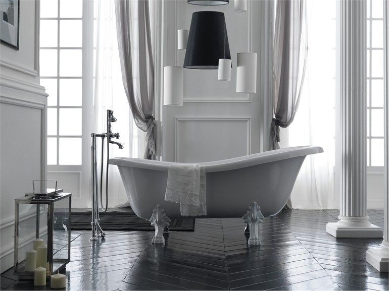 Exceptional CLASSIC STYLE FREESTANDING BATHTUB ETHOS COLLECTION BY GALASSIA | DESIGN  ANTONIO PASCALE